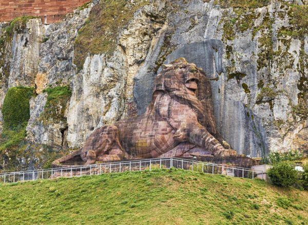 Las mejores fotos de leones piedra