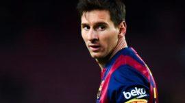 Las mejores fotos de Messi
