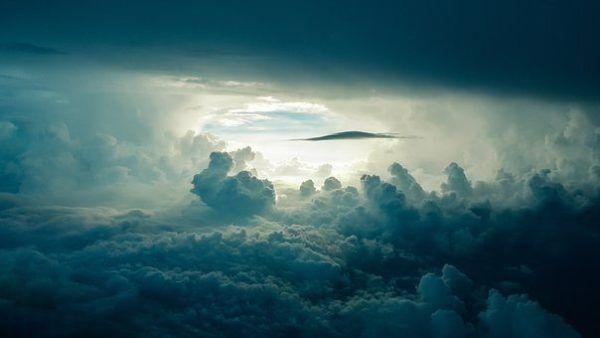 Las mejores fotos de paisajes NUBES FOTOS nubes cielo inmenso