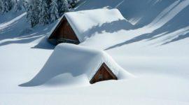 Las mejores fotos de paisajes nevados 2018
