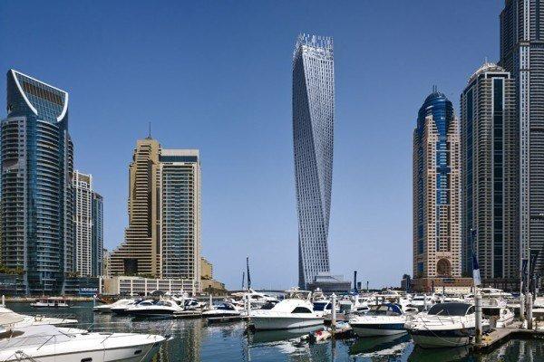 las-mejores-fotos-de-rascacielos-cayan-tower-dubai