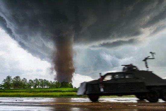 Nebraska Tornado Intercept