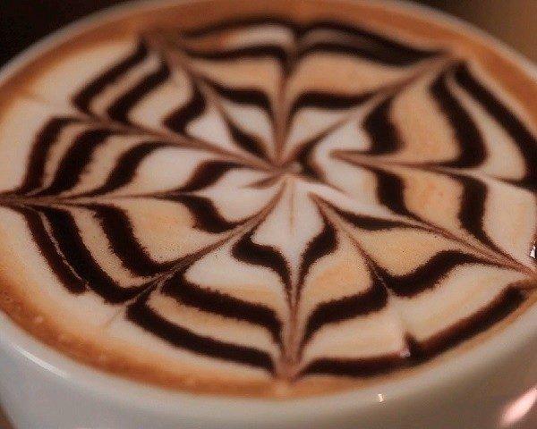 Las mejores fotos del arte con café (arte latte)