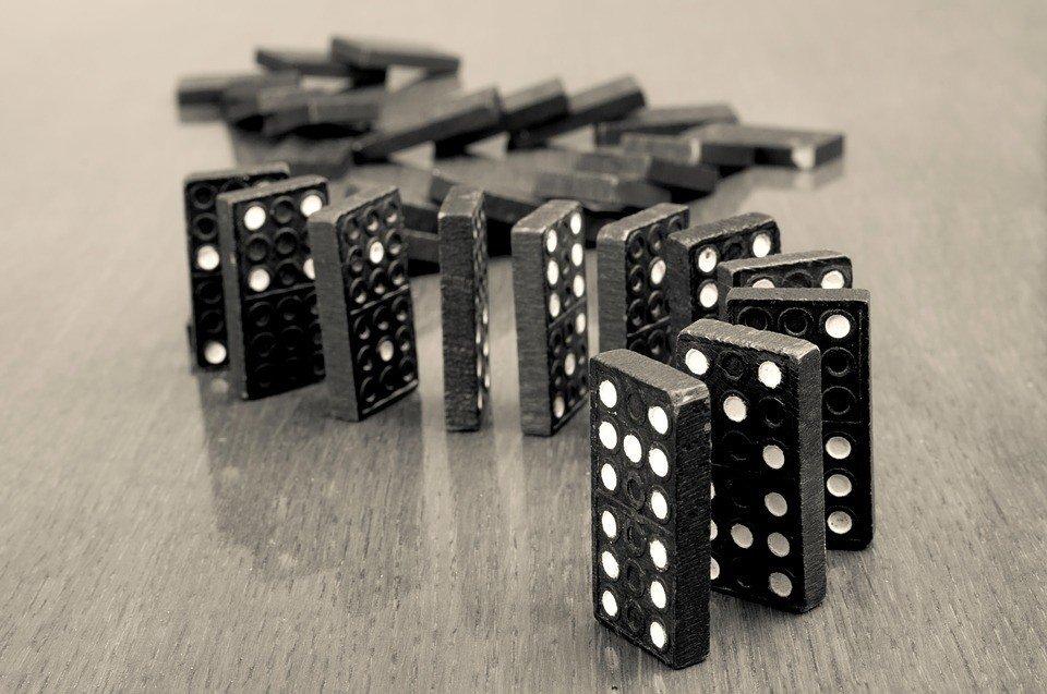 Las mejores fotos en blanco y negro fichas domino