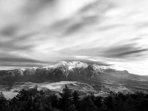 Las mejores fotos en blanco y negro paisaje invierno