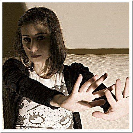 La luz directa puede afectar tus retratos