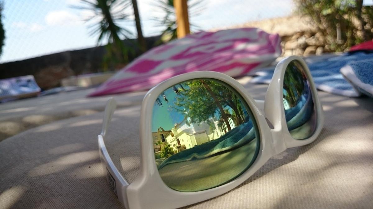 Mejores fotos verano perfil reflejo gafas