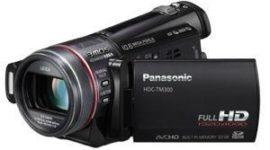 Videocamara Panasonic HDC-TM300, con 32GB de memoria interna