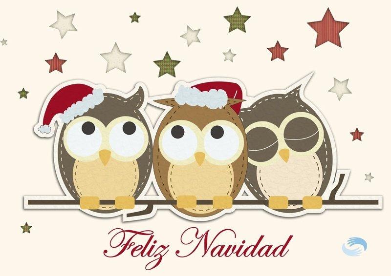 De 100 postales de navidad originales 2018 gratis - Felicitaciones de navidad originales para ninos ...