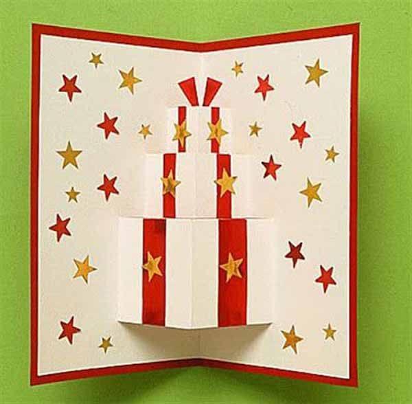 postales-de-navidad-regalo
