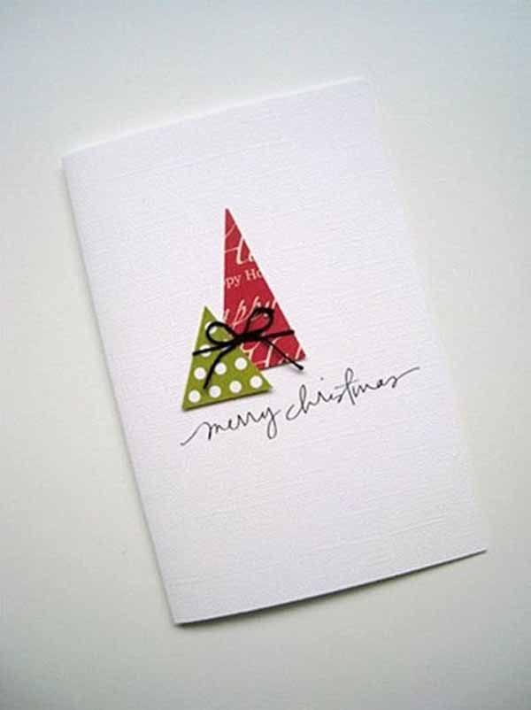 postales de navidad sencilla bonita - Postales Originales De Navidad