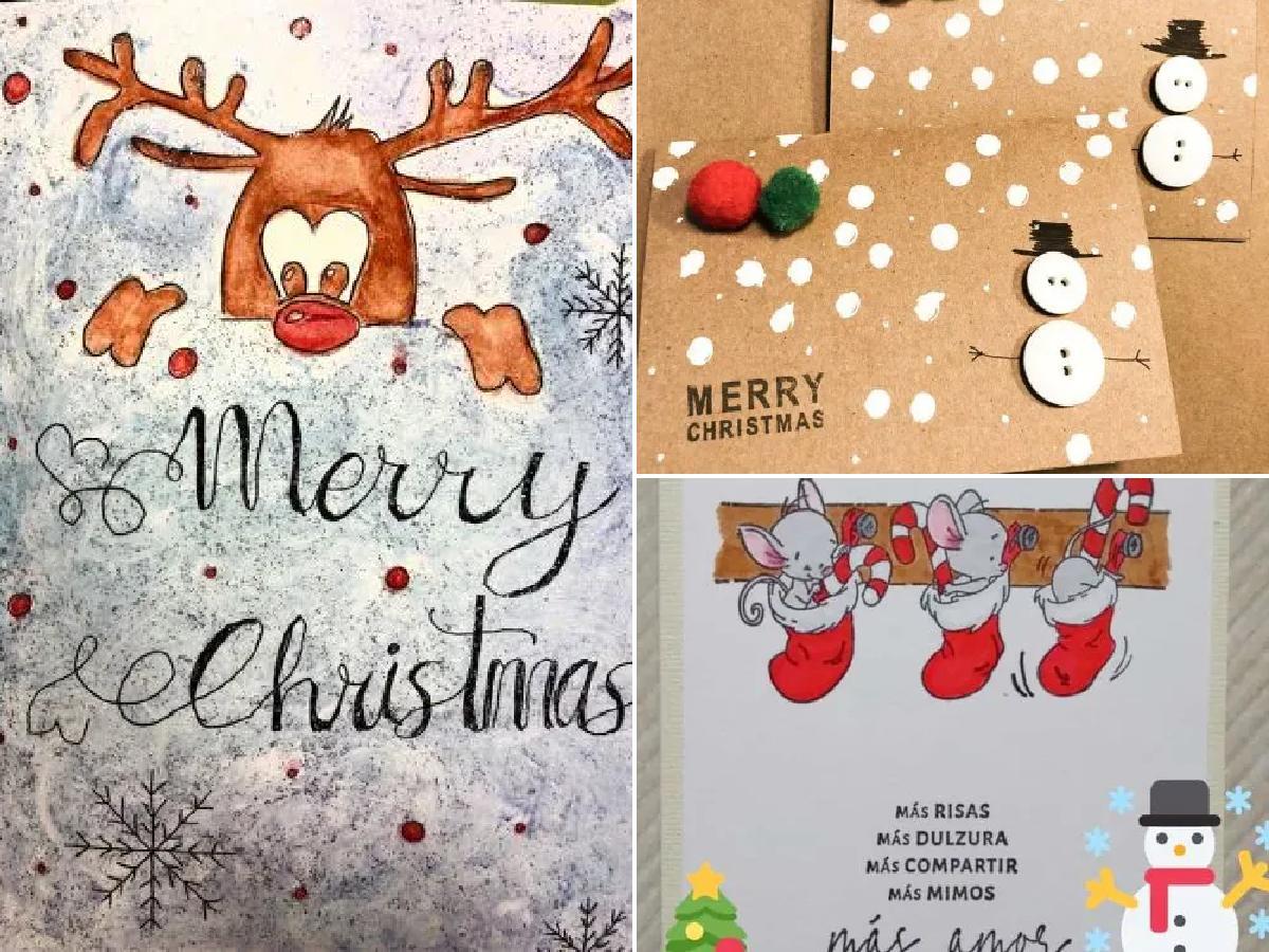 De 100 Postales De Navidad Originales 2020 Gratis