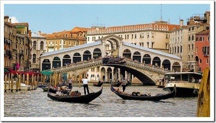 puentes en venecia