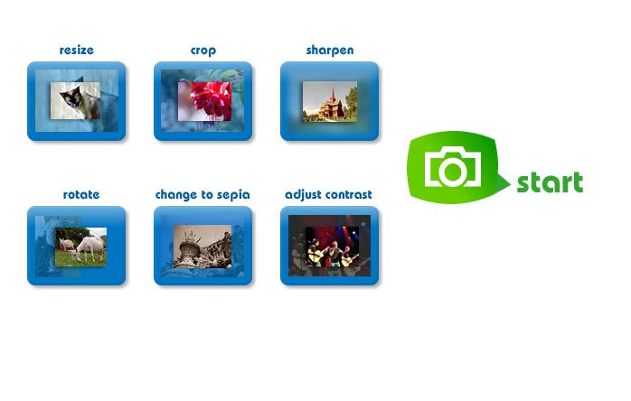recursos online photo tool