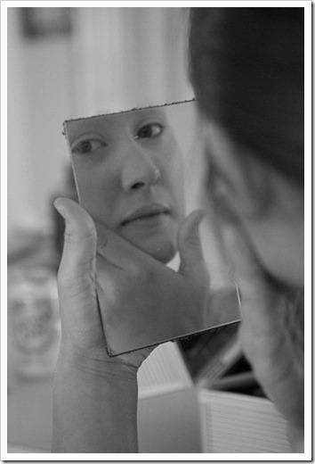 reflejo espejo