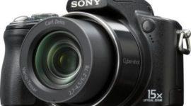 Sony Cyber-shot DSC-H50, cámara algo más profesional
