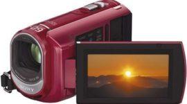 Sony DCR-SX41, con memoria interna de 8 GB