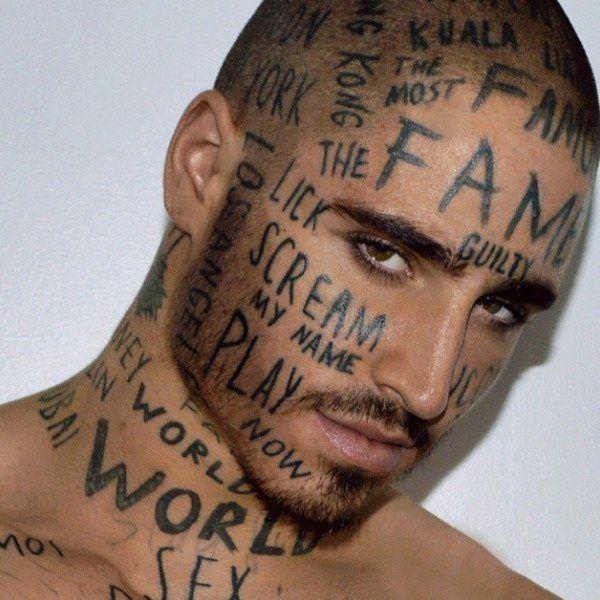 tatuaje cara