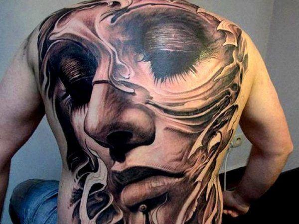 tatuaje cuerpo entero