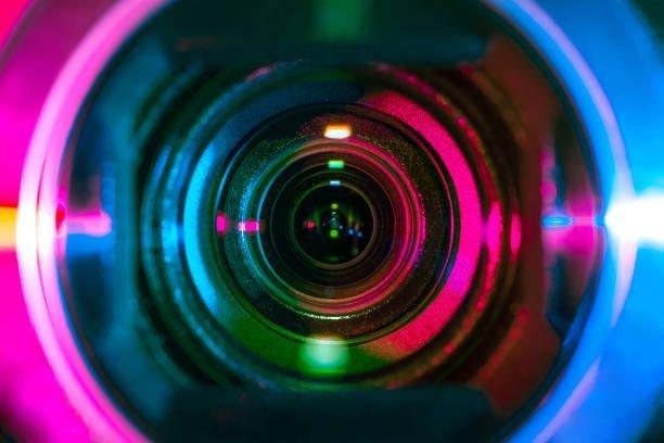 Tipos de objetivos fotograficos gran objetivo