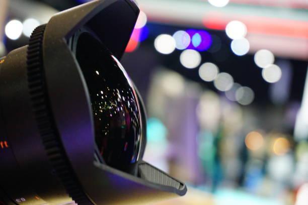 Tipos de objetivos fotograficos ojo de pez