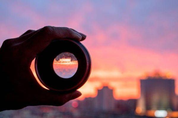 Tipos de objetivos fotograficos zoom