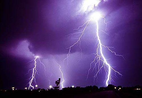 Las mejores fotos de tormentas