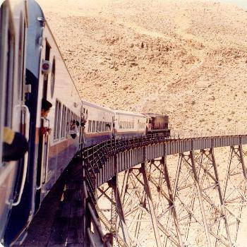 Tren a Salta
