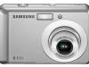 Samsung ES10, con resolución de 8.1 megapíxeles
