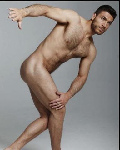 Fotos de Valerio Pino desnudo