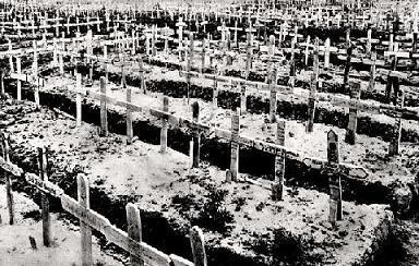 Cementerio de los ca�dos en Verdún