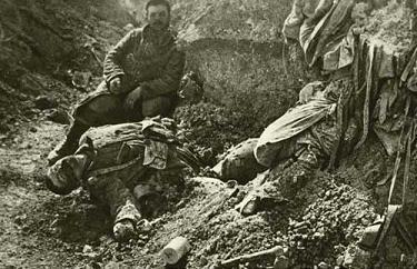 Trinchera francesa