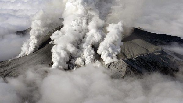 volcan ontake